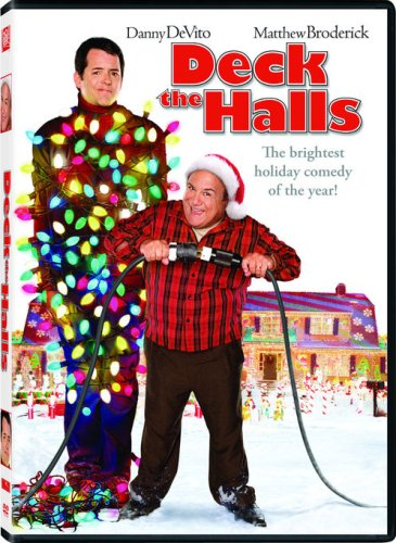 Deck the Halls is not only funny, but one of the best Christmas movies. | The Dating Divas