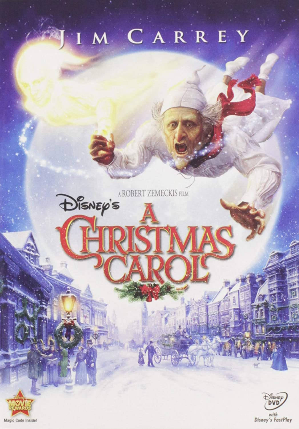 Disney's A Christmas Carol is one of the top 10 Christmas movies in our opinion! | The Dating Divas