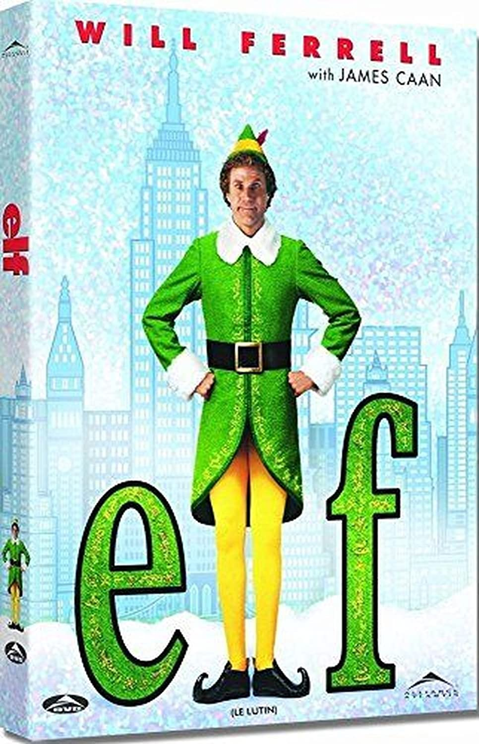 Elf is a great family Christmas movie. | The Dating Divas