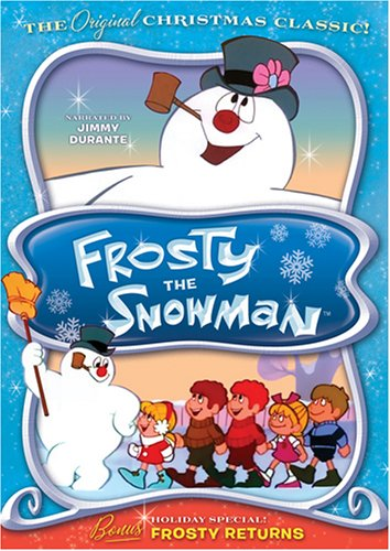 Frosty the Snowman is an essential Christmas movie. | The Dating Divas