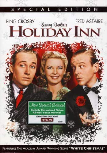 One of the top 10 Christmas movies is Holiday Inn. | The Dating Divas