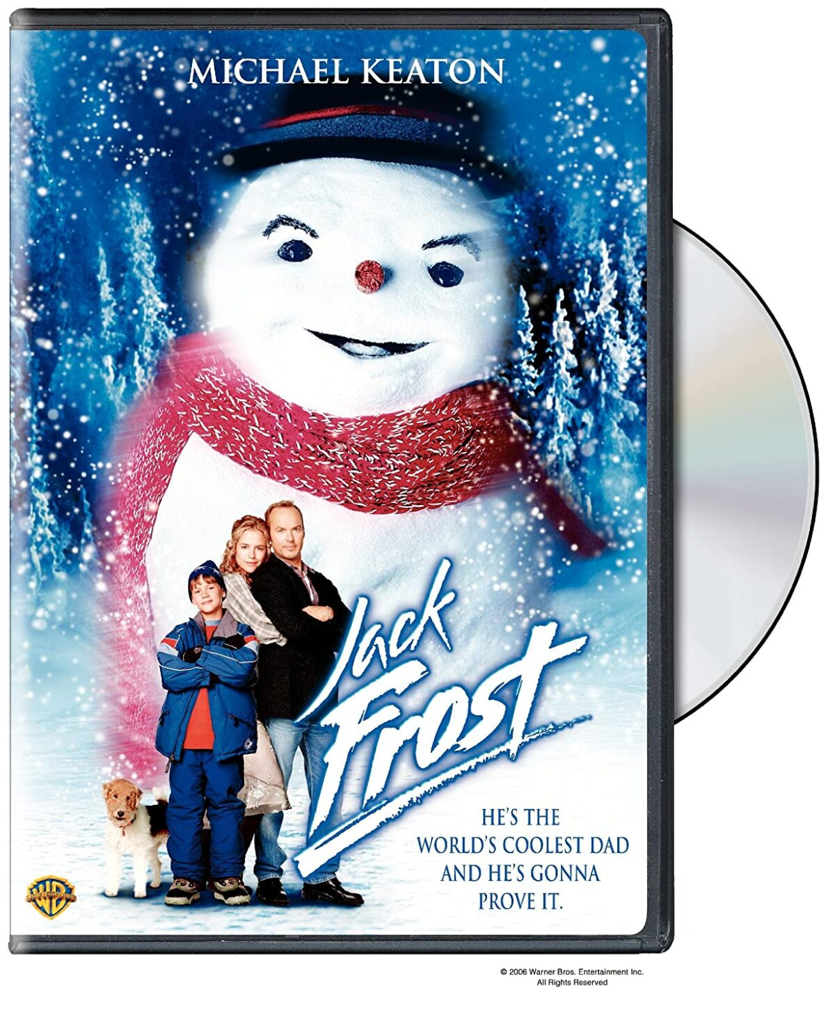 A good Christmas movie featuring a snowman and a family - sounds perfect! | The Dating Divas