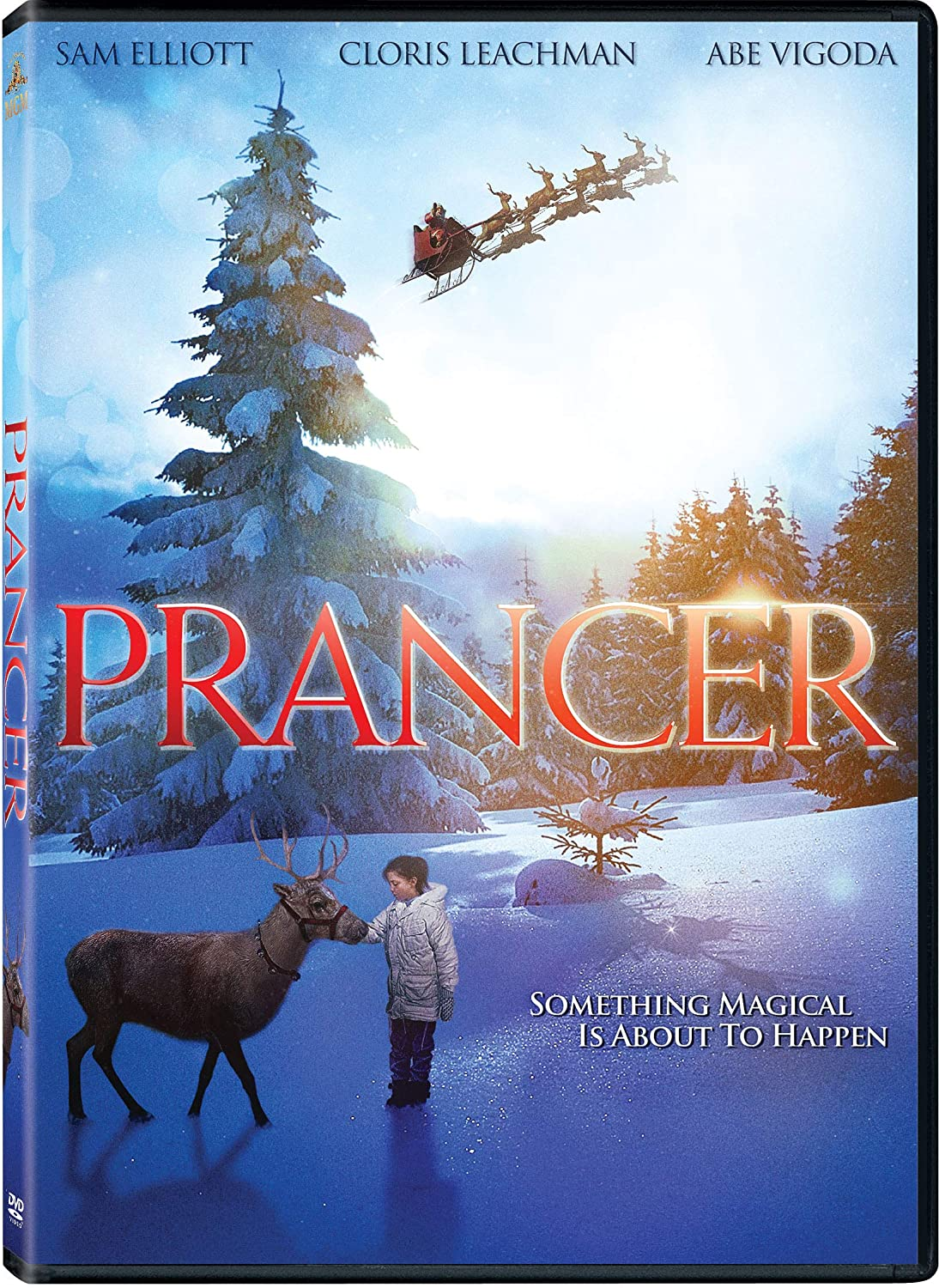Prancer is a wonderful family Christmas movie. | The Dating Divas