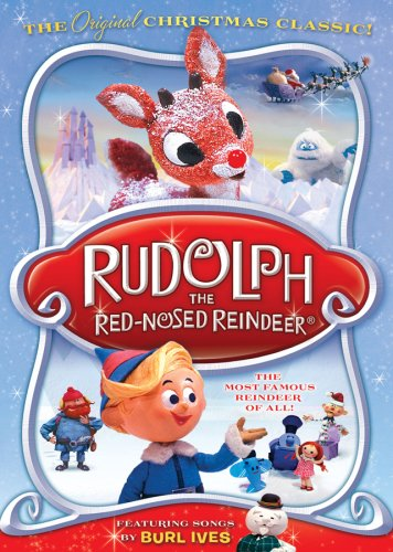 Rudolph is Christmas canon! Enjoy the best Christmas movie that claymation produced. | The Dating Divas