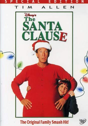 One of the best Christmas movies and it features Tim Allen! | The Dating Divas