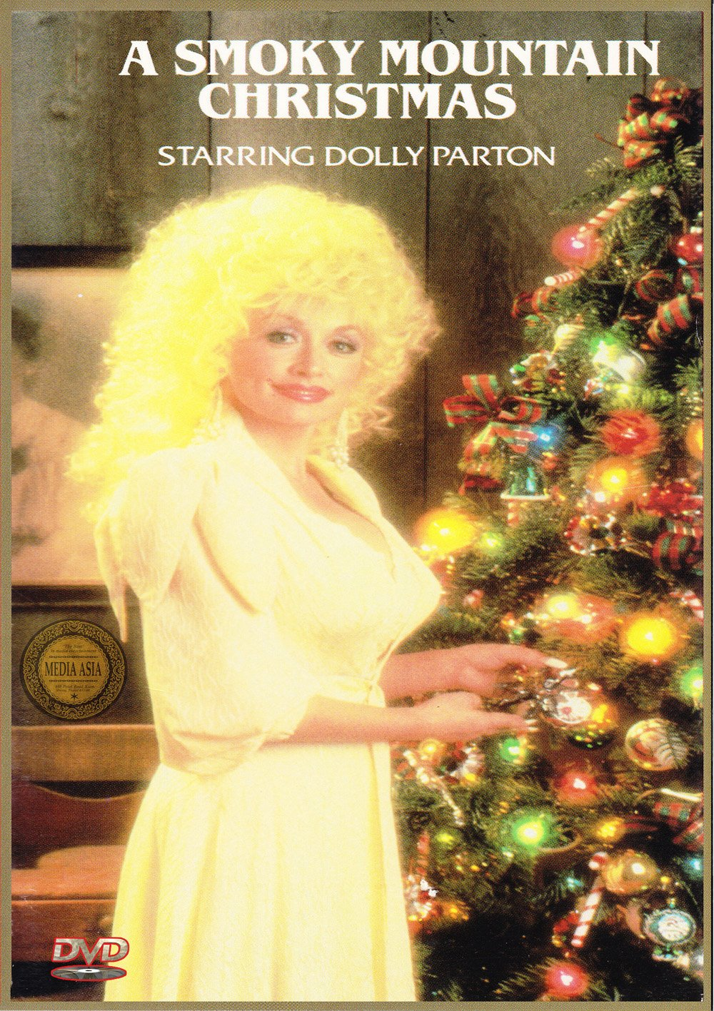 A Christmas movie staring a national treasure: Dolly Parton in A Smoky Mountain Christmas. | The Dating Divas