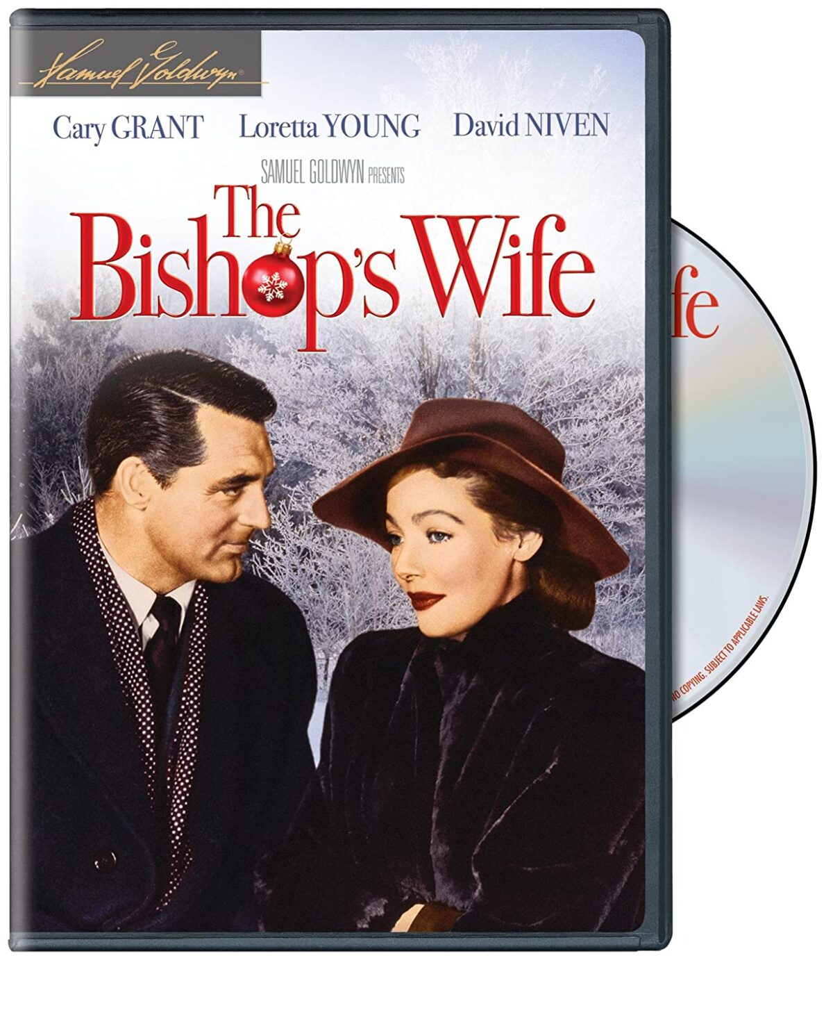 The Bishop's Wife is a good Christmas movie. | The Dating Divas