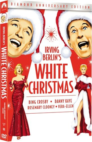 Cozy up for a Christmas movie marathon that starts with a classic: White Christmas. | The Dating Divas