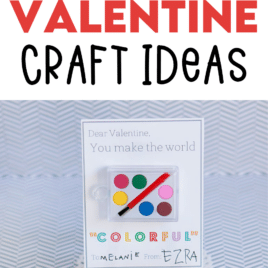 75+ Valentine Craft Ideas for Kids