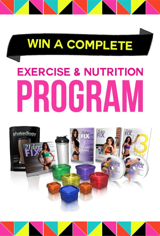 21 Day Fix Giveaway