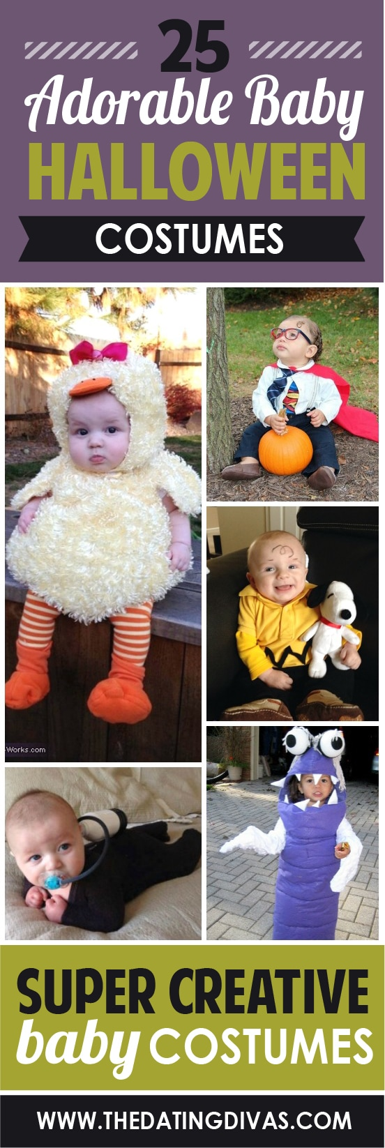 25 cute halloween costumes for babies