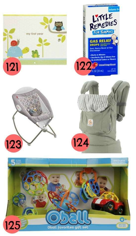 25- gifts for new moms