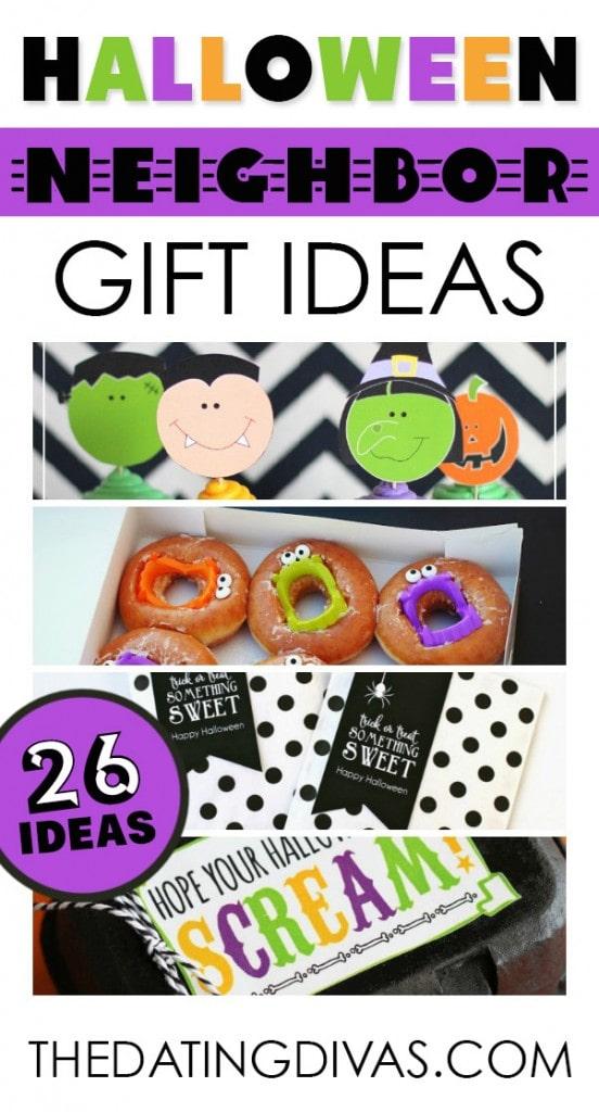 26 Halloween Neighbor Gift Ideas