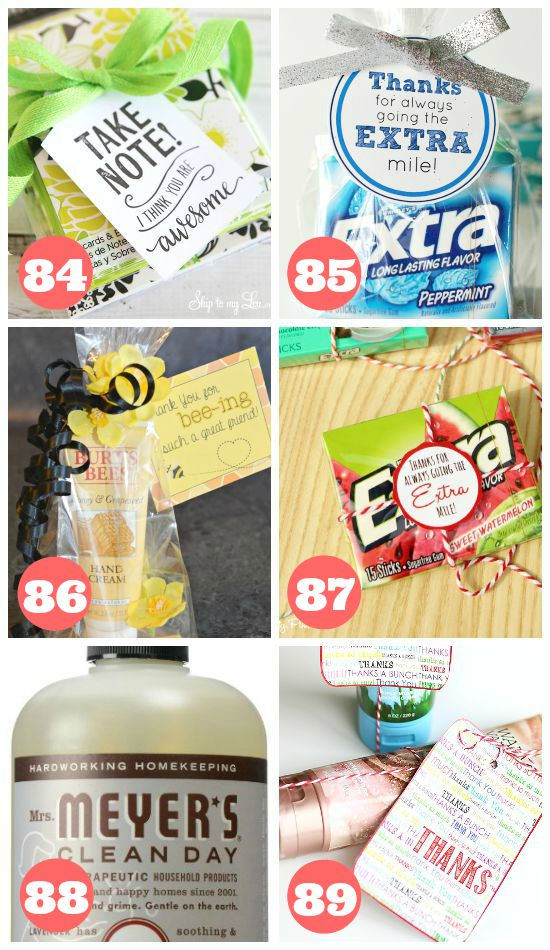 Gifts for Thanking Your Friends