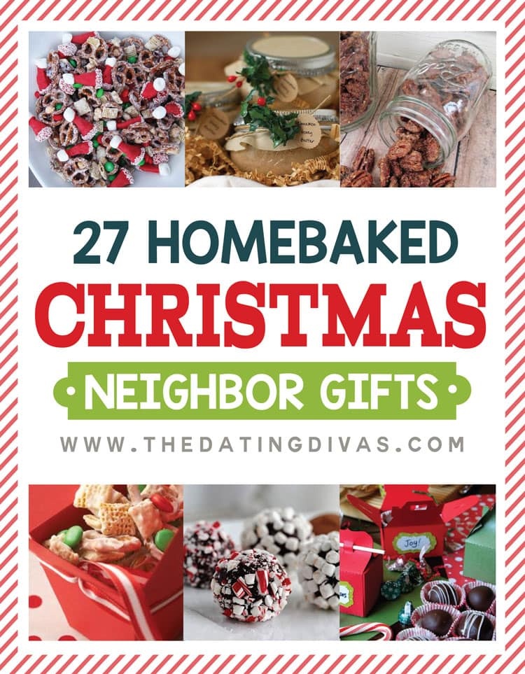 27 Homebaked Holiday Neighbor Gifts