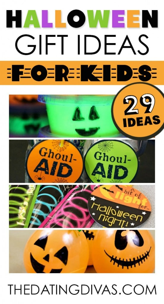 29 Halloween Gift Ideas for Kids