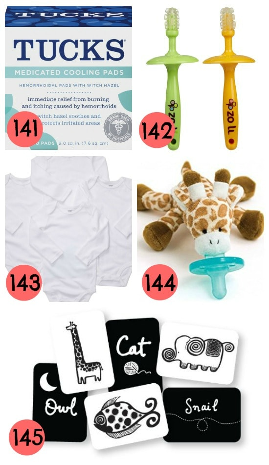 29- top gifts for new parents