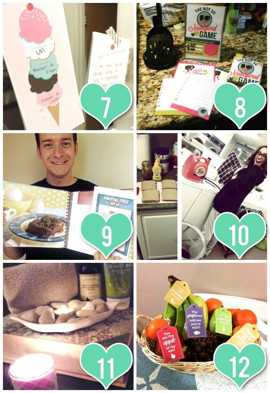 30 Day Love Challenge Winners - 2