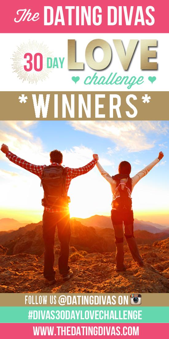30 Day Love Challenge Winners - Pinterest Pic2