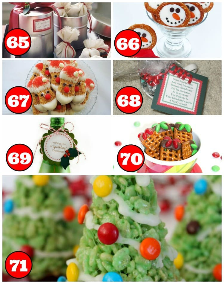 31 Bake Free Christmas Gifts for Your Close Neighbors