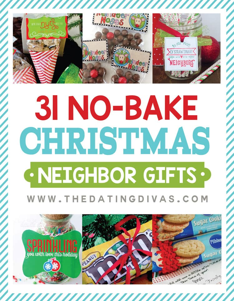 31 Bake Free Christmas Gifts for Your Neighbors