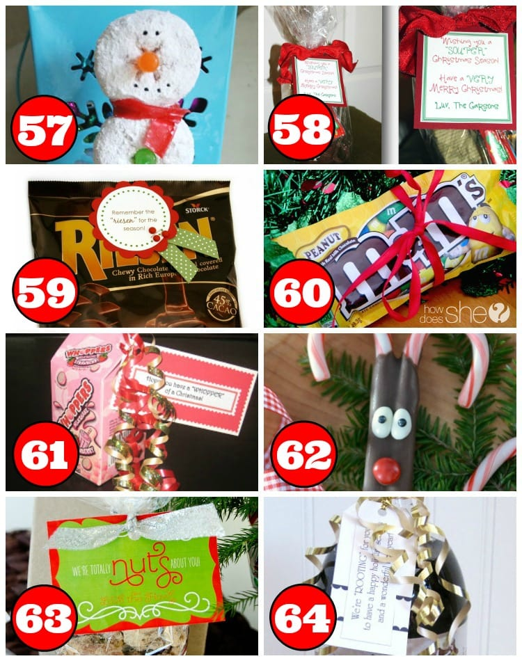31 Bake Free Holiday Neighbor Gifts