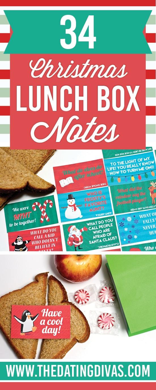 Printable Christmas Jokes for Kids and Christmas Jokes for Adults, too!