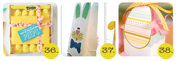easter printables for peeps
