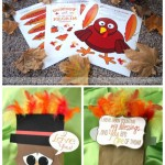 50 Fun & Free Thanksgiving Printables
