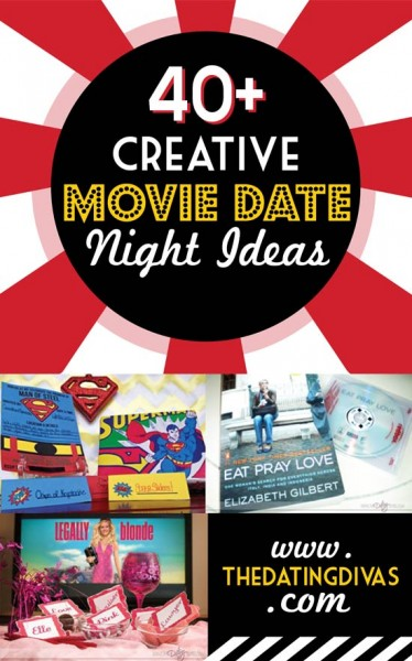 40 Creative Movie Date Night Ideas