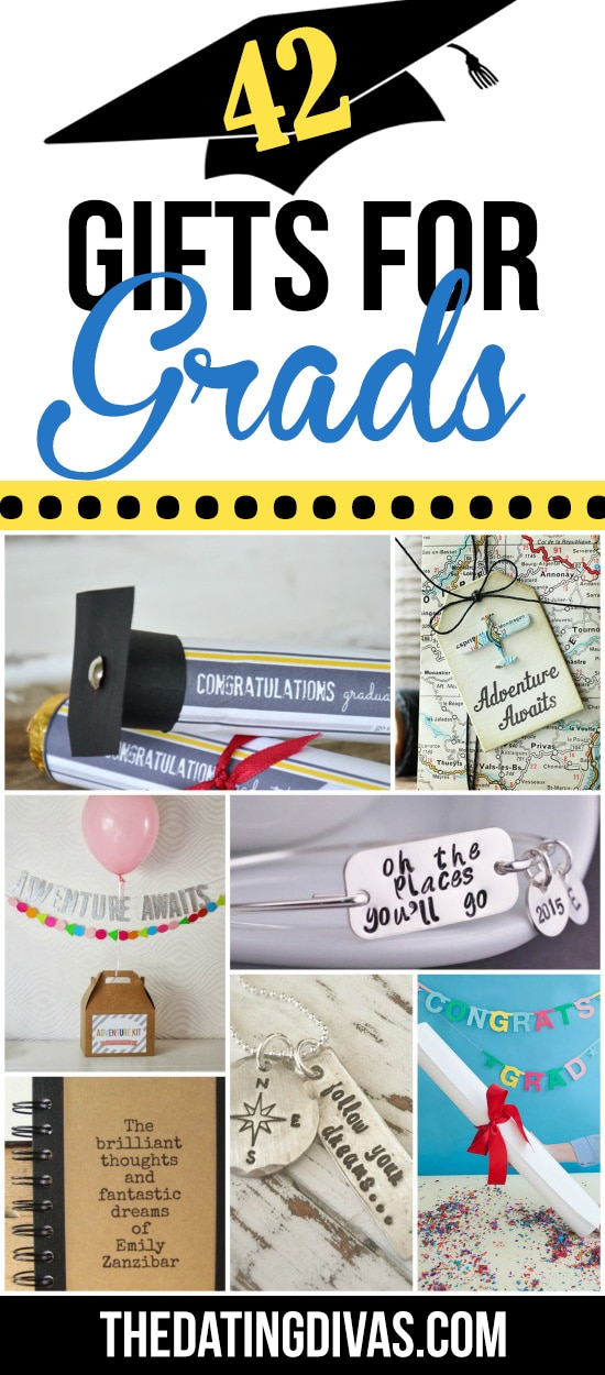42 Gifts for Grads