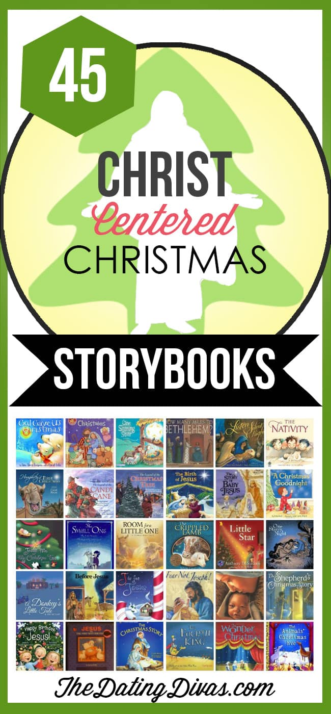 A whole collection of Christ-centered Christmas storybooks for kids. A great way to keep the focus on the real meaning of Christmas. Read one every night leading up until Christmas.