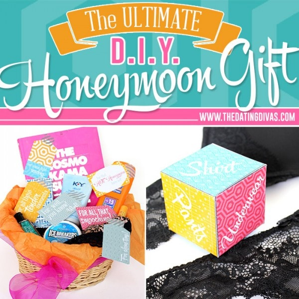 Gift Basket For Bride And Groom Wedding Night: The Best Bridal Shower Gift Ideas