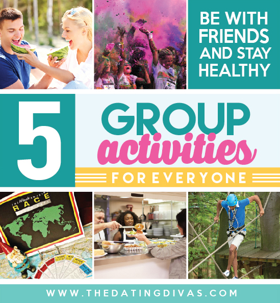 Fun activities for a group