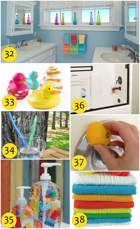 Spring Cleaning Tips for the Bathroom