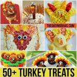 50 Fun Thanksgiving Food Ideas