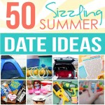 50 FUN Summer Date Ideas