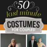 50 Last Minute Halloween Costumes