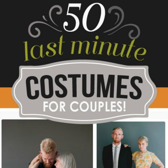 50 Last Minute Costumes- Square