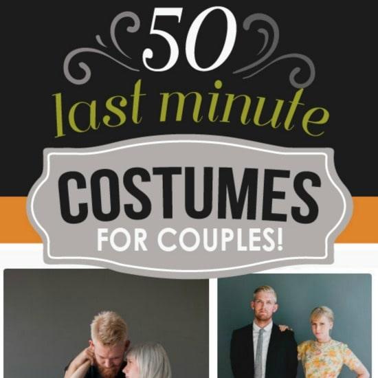 50 Last Minute Costumes- Square