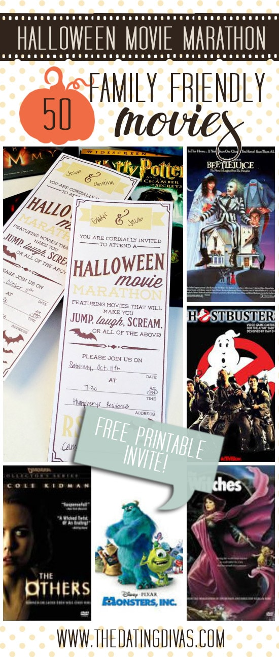 50 fantastic family friendly halloween movies