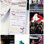 Halloween Movie Marathon Date Night