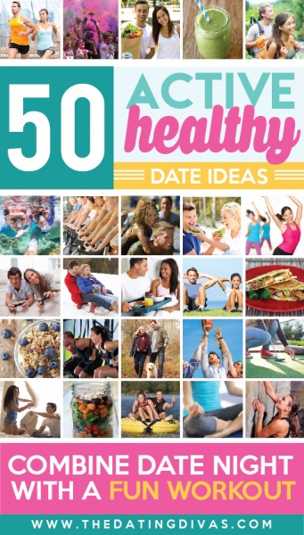 50 fun active dates