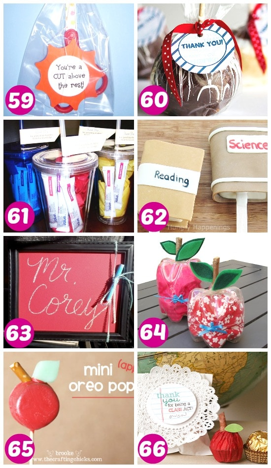 59-66 ways to say thank you for teachers