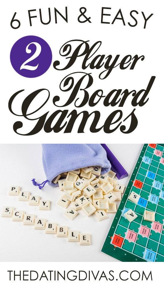 The Best 2 Player Board Games for Date Night