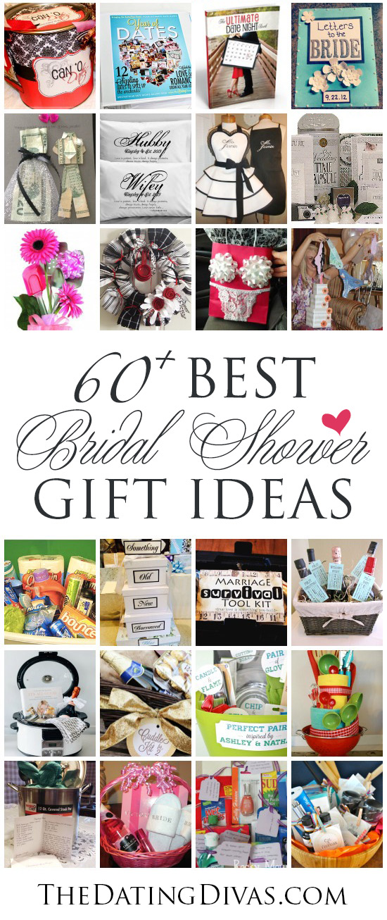 60+ Best Bridal Shower Gift Ideas