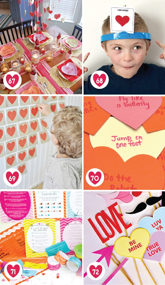 Family Valentine's Date Ideas