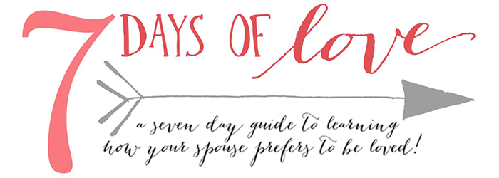 7 Days of Love Header