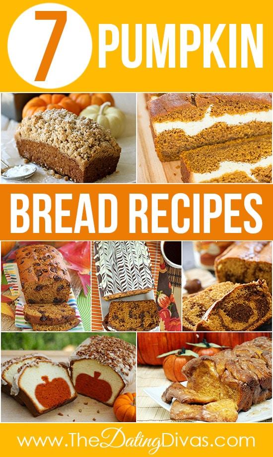 7 Pumpkin Bread Recipes