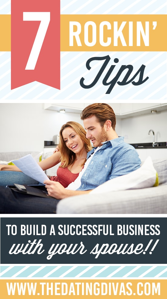 7 Rockin' Tips to Success With Your Spouse